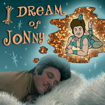 pleasPlease - I Dream Of Jonny album cover