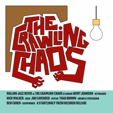rjr - The Crawling Chaos album cover